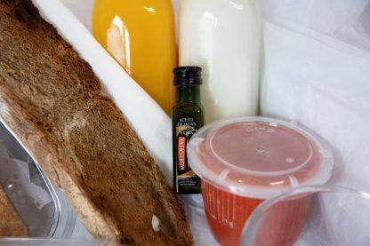 Desayuno Rústico