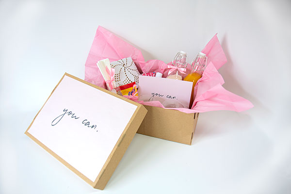 Caja personalizada - you can
