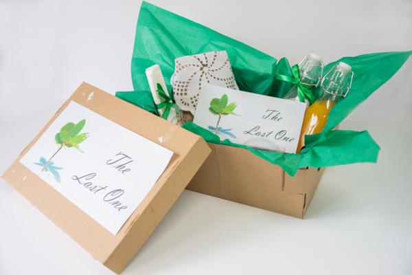 Caja personalizada - last one